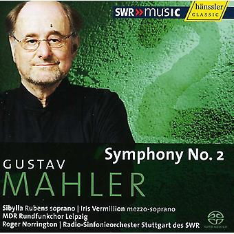 G. Mahler - Mahler: Symphony No. 2 [SACD] USA import