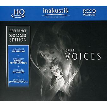 Reference Sound Edition: Voices - Vol. 1-Reference Sound Edition: Voices [CD] USA import