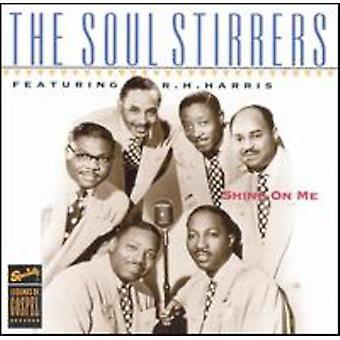Soul Stirrers - Shine on Me [CD] USA import