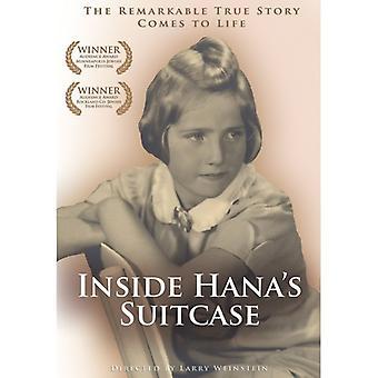 Inside Hana's Suitcase [DVD] USA import