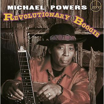 Michael Powers - Revolutionary Boogie [CD] USA import