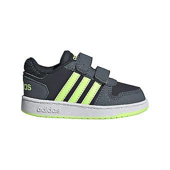 アディダスフープ2.0幼児靴