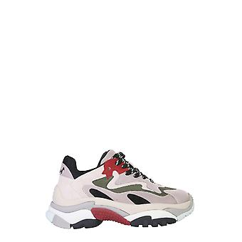 Ash Addict13 Women's Multicolor Leather Sneakers