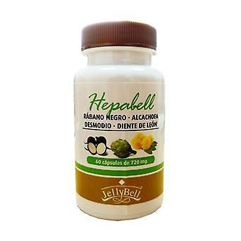 Hepabell 60 capsules