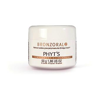 Bronzoral 2 Natural nourishing moisturizer 80 capsules