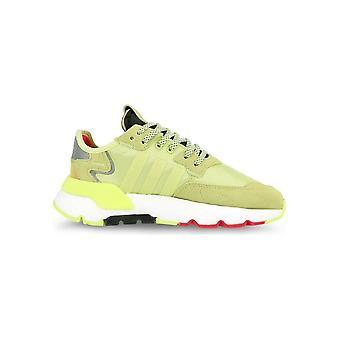 Adidas - Shoes - Sneakers - EE5911_NiteJogger - Women - greenyellow - UK 3.5