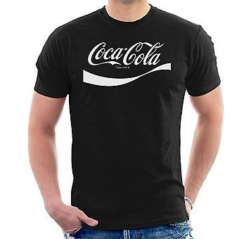 Coca Cola 1941 Swoosh Logo Herren's T-Shirt