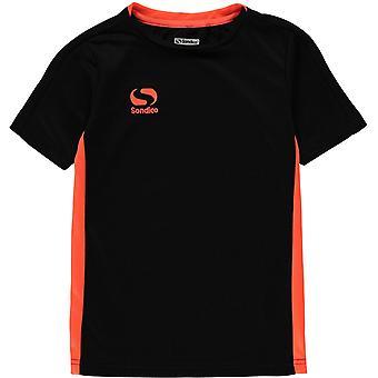 Sondico Fundamental Polo T-Shirt Junior Boys