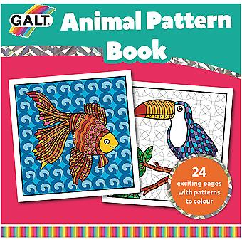 Galt Animal Pattern Book