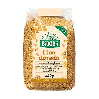 Organic Golden Flax Seeds 250 g