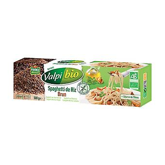 Organic Brown Rice Spaghetti 500 g