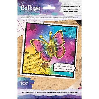 Crafter's Companion Clear Stamps - Anna henkesi kohota