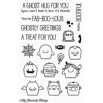 Mijn favoriete dingen Fab-BOO-lous Vrienden Clear Postzegels