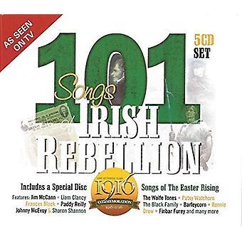101 Songs of Irish Rebellion - 101 Songs of Irish Rebellion [CD] USA import