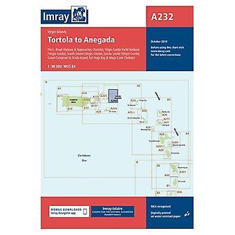 Imray Chart A232 by Imray