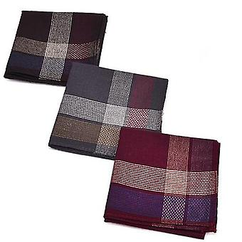 New Pocket Hankies - Business Square Handkerchief For Men