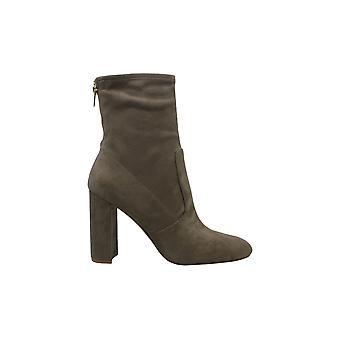 Ivanka Trump Womens Sayida Suede Closed Toe Ankle Fashion Boots