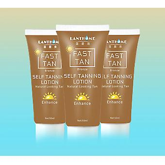 Sunless Body Fast Tanned Bronzed Cream Women - Beauty Skin Care Cosmetics