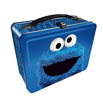 Sesame Street Cookie Monster Tin Fun Box