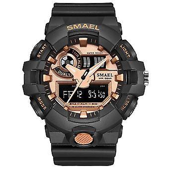 Hochwertige robuste taktische Armbanduhr