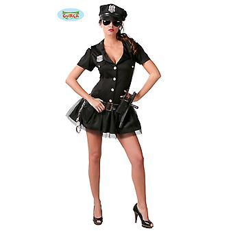 Sexy amerikansk politi Lady drakt American COP damer drakt