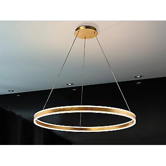 Schuller Helia - Zintegrowany wisiorek sufitowy LED Gold