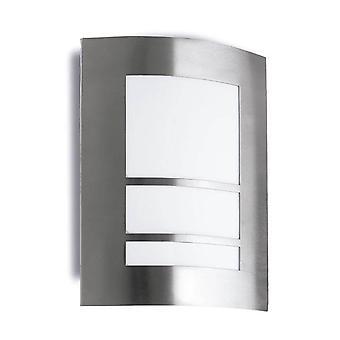 Forlight Thina - 1 Light Outdoor Wandleuchte Edelstahl IP55