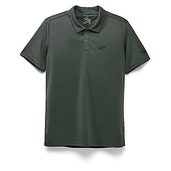 Alpinestars Scenario Performance Polo Shirt in Spruce