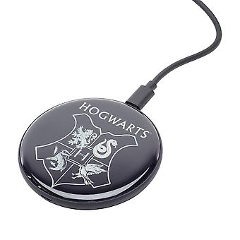 Hogwarts Wireless Charger Harry Potter USB Portable Phone Charger