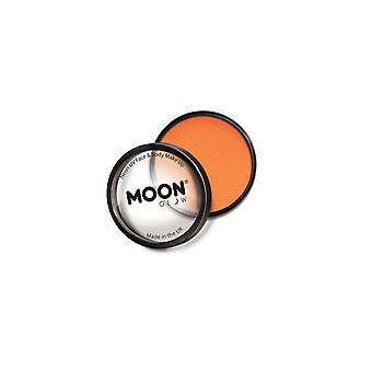 Smiffy's Moon Glow Pro Intense Neon UV Cake Pot - Orange