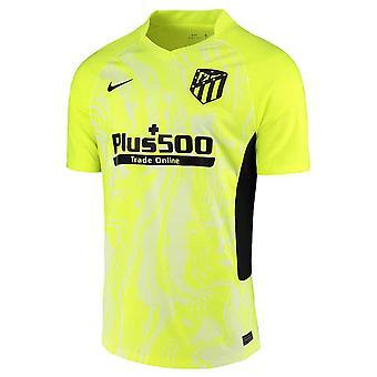 2020-2021 Atletico Madrid tredje tröja