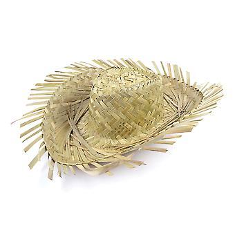Bristol Novelty Beachcomber Straw Hat