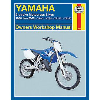 Clymer M2662 Haynes Manual for Yamaha