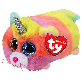 Teeny Ty - Heather Cat avec Corne