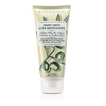 Supervoedende body cream met olijfbladextract 200ml of 6,7oz