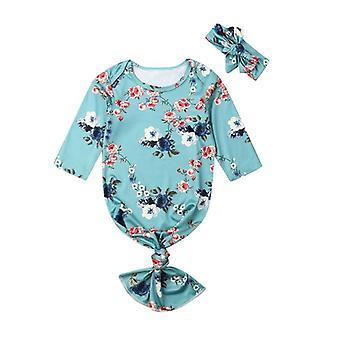 Vastasyntynyt vauvanpeitto, makuupussi