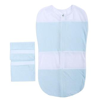 Vastasyntynyt vauva swaddle makuupussi, parempi nukkua tiukasti istuvuus säihke refleksi