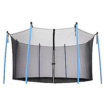 Trampolinnetz - Innenrandbefestigung - 244 cm / 8 Ft Trampoline - für 6 Stöcke