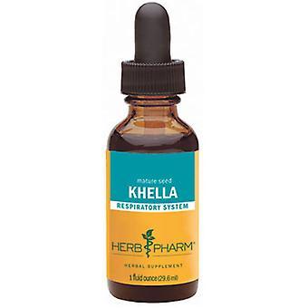 Herb Pharm Khella, 1 oz