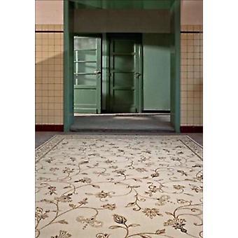 Kamira Beige beige claro 4140-800 tierra con marrones y dorados rectángulo alfombras tradicionales alfombras