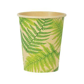 Fallen Fruits Disposable Paper Cup Small x 10 C2088