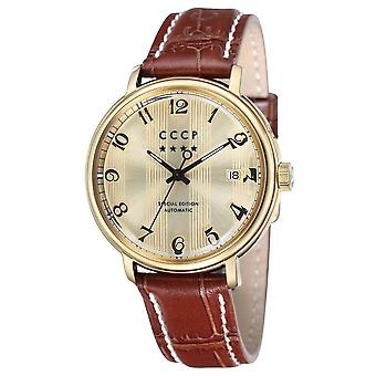 Heritage - cp-7021-03 Watch for Analog Quartz Men with Cowhide Bracelet CP-7021-03