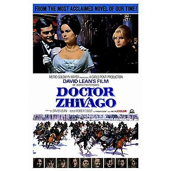 Doctor Zhivago Movie Poster (11 x 17)