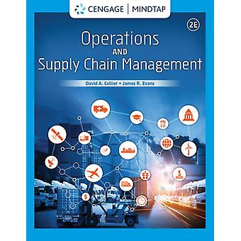 Operations and Supply Chain Management by Evans & James Carl H. Lindner College of Business & University of CincinnatiCollier & David Florida Gulf Coast University