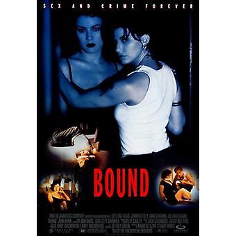 Gebundenen Movie Poster (11 x 17)