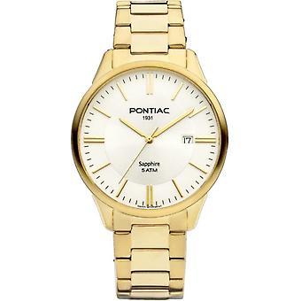 PONTIAC - Rannekello - Miehet - P20083 - DRACO