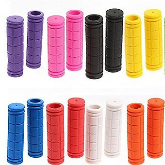 """SILI® Replacement Grips for Karts - Kart Attachment for 2 Wheel Self Balance Scooter Swegway 6.5"""", 8"""" , 10"""" & ALL TERRAIN (KART REPLACEMENT GRIPS) - PURPLE"""