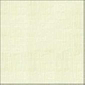 10 Elfenben Lin Silkweave Kort Setter inn 140 x 140