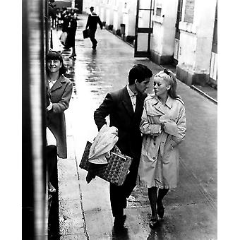 The Umbrellas Of Cherbourg Photo Print