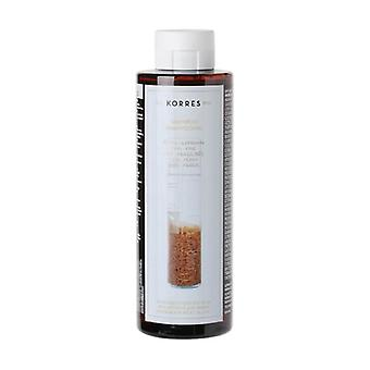 Shampoo Fine hair without volume - Rice & Lime Protein 250 ml